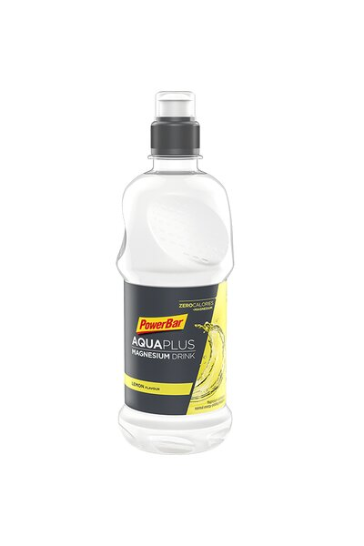 Aqua + Magnesium Drink Lemon 12x500ml