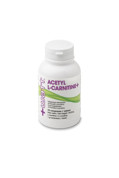 Acetyl L-Carnitine+ 75Cpr