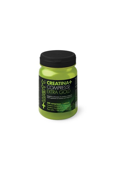 Creatina + compresse ExtraGold 300 cpr