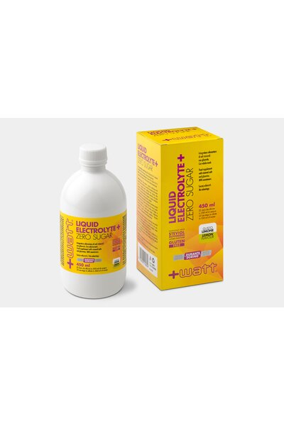 Liquid Electrolyte+ Lemon 450ml