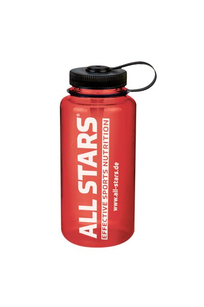 ALL STARS Nalgene Bottle red 1L